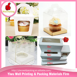 Factory direct sale!Hot new products for 2015 cupcake box,wholesale paper cupcake box 12,cupcake box for sale