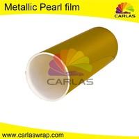 Car pearl metal paint colors wrap vinyl film for vinyl in car