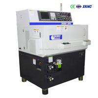 custom good quality high precision mini CNC milling lathe machine XKNC-20G