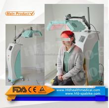2015 great promotion! hair analysis equipment/hair analysis equipment/Hair loss treatment machine for men
