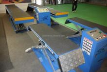 CE certified cheap hydraulic mini mobile scissor car lifter for auto repair