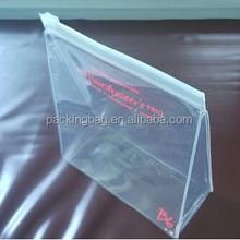 100% Biodegradable Printed Eco-friendly EVA Bag with zipper