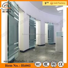 aluminum sliding glass door lock,large sliding glass door balcony glass door,sliding glass door mechanism HH527