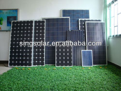 100% TUV standard 270W solar panel for 3 Kw system