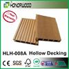 2015 HONORWOOD DECK / Terrassendielen WPC Decking Flloor China Manufacturer