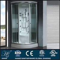 HS-SR011 single seat with overhead shower commercial steam room