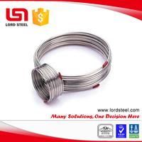 stainless steel 304 ss coil tube for condenser tubes