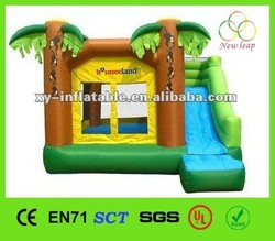 Summer Item Inflatable Jungle Bouncing House for Sale