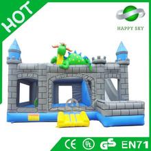 2015 Hot Sale CE Certificate bouncy castle, inflatable castle, jumping castle