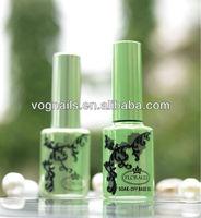 Florales Gel nail polish on natural nails Colored gel polish