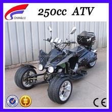 Cheap 3 wheel Zongshen Kawasaki 250cc ATV Quad Bikes