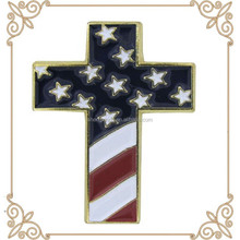 Christian Cross Special Design Pin