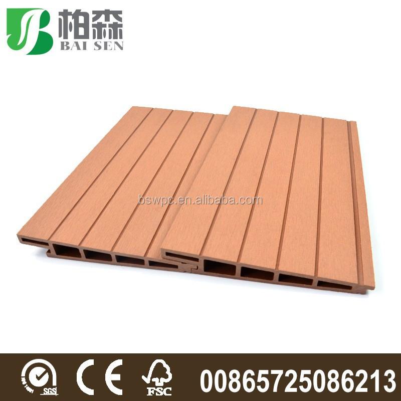 Wood Plastic Composite Wall Panel : Wood plastic composite wall panel wpc cladding buy