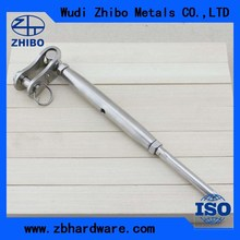 Stainless Steel Fork / Jaw & Swage Stud Rigging Screw turnbuckle supplier / manufacturer in China