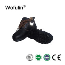 Ladies steel toe safety shoes/american safety shoes