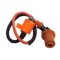 KingRuth high quality GY6 ignition coil 150cc scooter performance parts