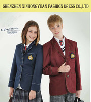 2015 modern blazer middle school uniform
