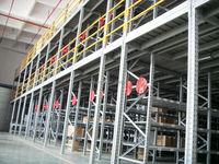 Accept customize Warehouse mezzanine rack for storage