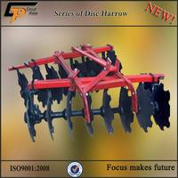 new agricultural machines disc harrow disc plough for sale