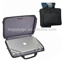 17 inch Rugged Protective Laptop Computer Brief Case for Netbook or iPad - Lifestyle Accessories