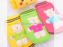 Factory Direct Sales Cheap Dog Sweater Bear Sweater Winter Clothes Pets Sweater Vest Sale