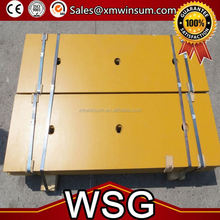 WSG Best quality classical cut edge 304l stainless steel strip