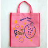 free sample and free design and small MOQ shopping bag recyled pp non woven bag