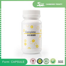 OEM Canada natural peptides, fruit &vegetable extracts capsules food supplement