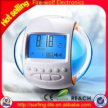 Fire-wolf Trending Hot Products LCD Clock