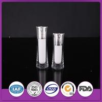Spherical Acrylic Lotion Pump Bottle plastic skin care lotion bottle wholesale