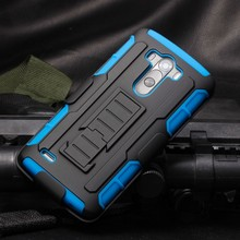 2015 New Arrival,IN STOCK!Belt Clip Holster Rugged Hybrid Hard Cover Case For LG G3 Cell Phone Case,For LG G3 Cover Case