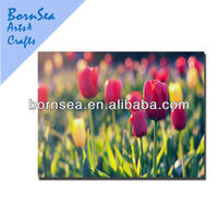 tulip artist digital picture photo stretched canvas printing wall painting decoration