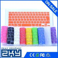 "Best selling Keyboard Cover for MacBook Pro 13 15"" 17"""""