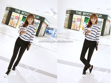 custom polo shirt design for lady,stripe girls polo,latest design shirts