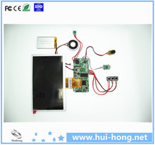 Factory supply high quality 4.3'' 5'' 7'' tft lcd screen module