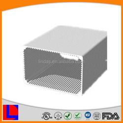 High quality custom design square extrusion aluminum electrical enclosures