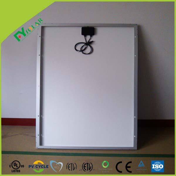 poli 250w mejor precio por vatios de paneles solares