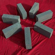 High temperature resistance bricks of silicon carbide
