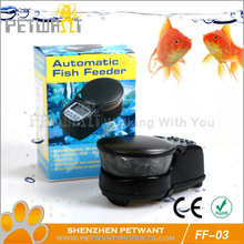 Hot sales LCD Automatic Fish Feeder