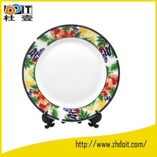 Sublimation Polymer Patterned Plate 8inch