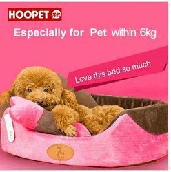 Pet house bed half open indoor cozy cheap polar fleece folding sofa bed