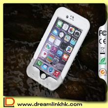 High quality phone design IP68 waterproof case for iphone 6,waterproof mobile phone case for iphone 6