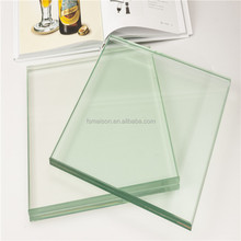 Architecture grade Float toughened tinted glass sheet/chemical tempered glass