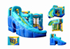 Ultimate Combo Inflatable Bouncer House with Slide for Children
