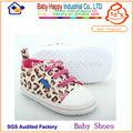 moq 100 baratos deporte suave tela zapatos de bebé