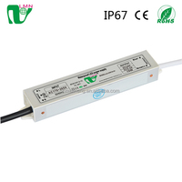 12V 2.5A Constant Voltage Waterproof 30W LED driver IP67