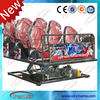 2014 hot sale 6dof hydraulic horse container China 5d movie theater electronic 7d cinema equipment