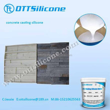 Chemical Silicone Rubber Raw material, Silicone Rubber For Concrete Horse Statues