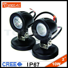 Best quality high power motorcycle led driving lights