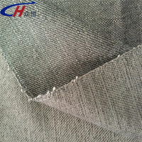 Wholesale flame retardant linen appearance fabric material for sofa set haining factory